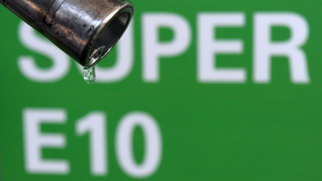 Jahreswechsel - Bio-Kraftstoff E10