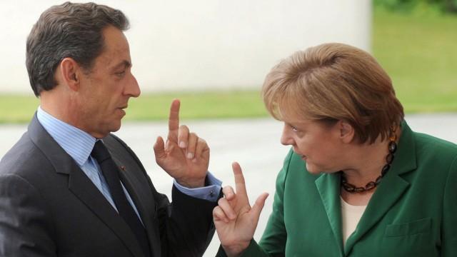 Jahreswechsel - Merkel im Schatten der Eurokrise