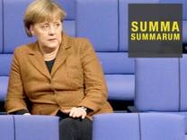 Zu wenig Reformen, Frau Merkel!