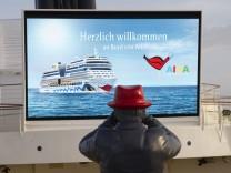 Kreuzfahrtunternehmen erhalten 'Dinosaurier des Jahres' 2011