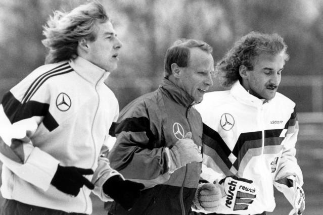 Völler Klinsmann Vogts