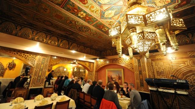 "Restaurants Arabisch-libanesisches Restaurant Schwabing ""Arabesk"""