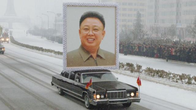 Nordkorea Nordkorea nach Kim Jong Ils Staatsbegräbnis