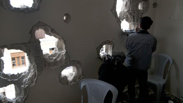 Unruhen in Syrien Unruhen in Syrien