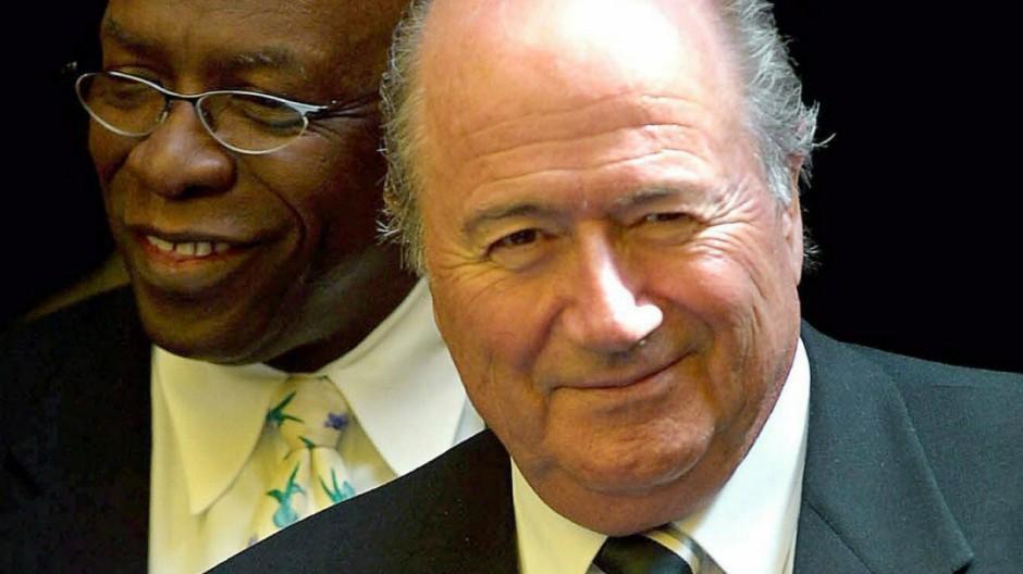 Jack Warner vows revelations on FIFA President Joseph Blatter