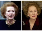 Margaret Thatcher, Meryl Streep, The Iron Lady im Kino