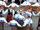 Estland Tallinn Euro Tanz
