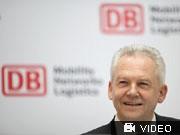 Bahn-Chef Rüdiger Grube, Foto: Reuters