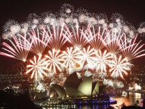 Australien Silvester Sydney Neujahr