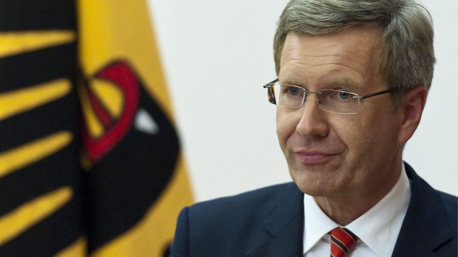 Bundespräsident Christian Wulff. Bild-Zeitung Pressefreiheit Diekmann Anruf