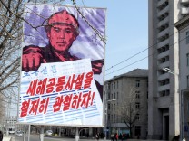 Alltag in Pjöngjang