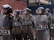 Polizei, Iran, AFP