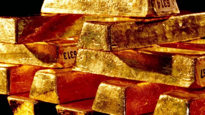 Jahreswechsel - Goldpreis auf Rekordhoch