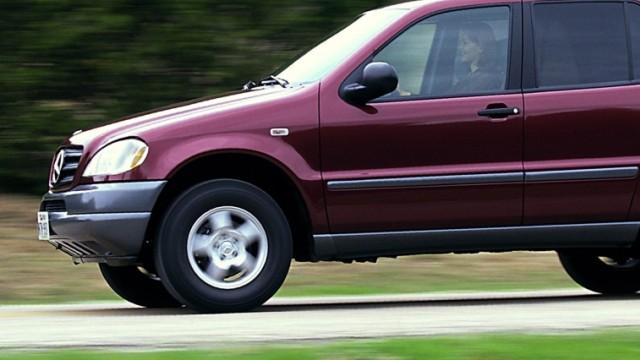 Pannenarmes SUV aus Tuscaloosa - Die Mercedes M-Klasse