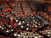 Christmas concert at Italian Senate