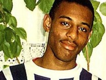 Stephen Lawrence is seen in an undated handout photograph made available by the Metropolitan Police