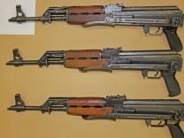 Weitere Waffenfunde im Zusammenhang mit Polizistenmord