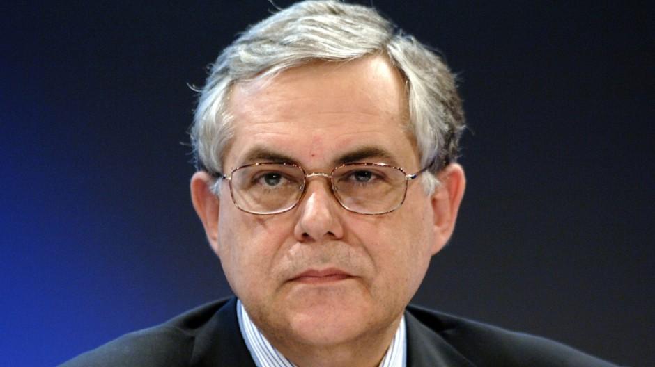 Papademos neuer griechischer Regierungschef