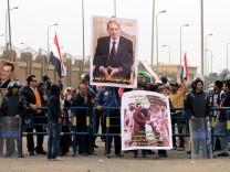 Trial of former Egyptian president Hosni Mubarak continues