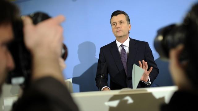 Schweizer Notenbank Skandal in der Schweizerischen Nationalbank