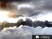 Vulkanausbruch, Island, AP