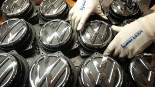 Marke Volkswagen setzte 5,1 Millionen Autos im Jahr 2011 ab