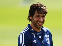 FC Schalke 04 - Doha Training Camp Day 2