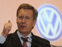 Betriebsversammlung Volkswagen
