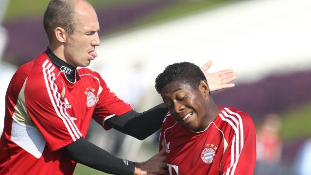 Trainingslager des FC Bayern München