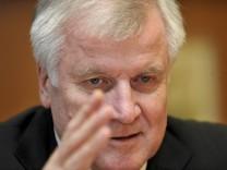 Seehofers Rentenkritik verärgert Koalitionspartner