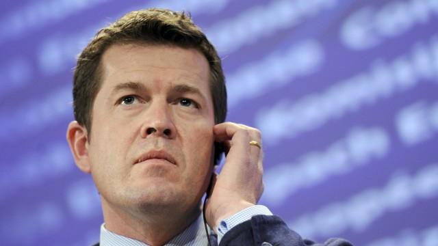 CSU-Chef Seehofer dringt auf Guttenberg-Comeback