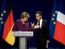 Sarkozy Merkel Euro