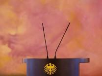 """Union: Bericht über Wulff-Nachfolgeregelung ´Spekulation"""""""