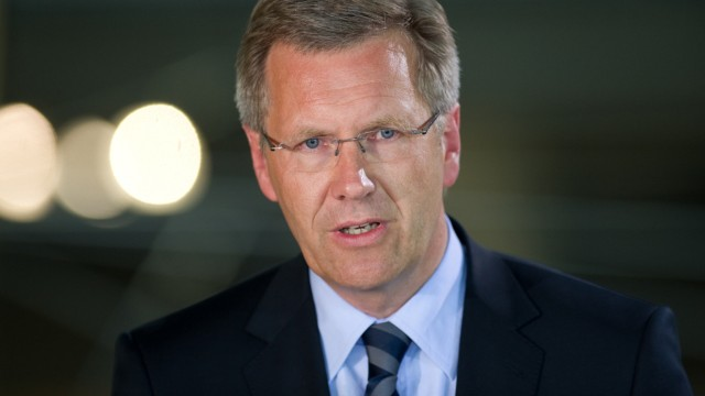 Wulff Bundespräsident