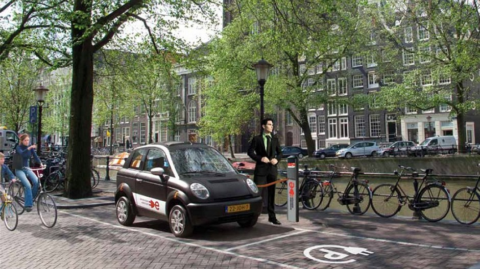 Smarte Wende Fahrrad Mobilität