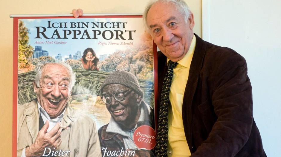 Dieter Hallervorden 'Ich bin nicht Rappaport'