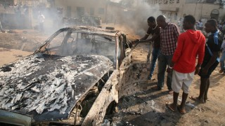 Boko Haram Anschlagsserie gegen nigerianische Christen