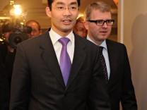 Diskussion zu FDP-Mitgliederentscheid - Rösler Schäffler