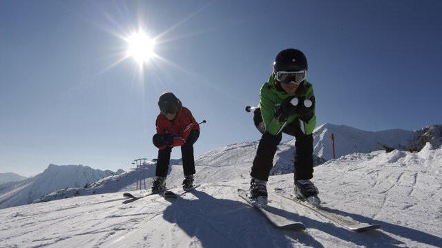 Skifahren Wintersport Christlum Achensee