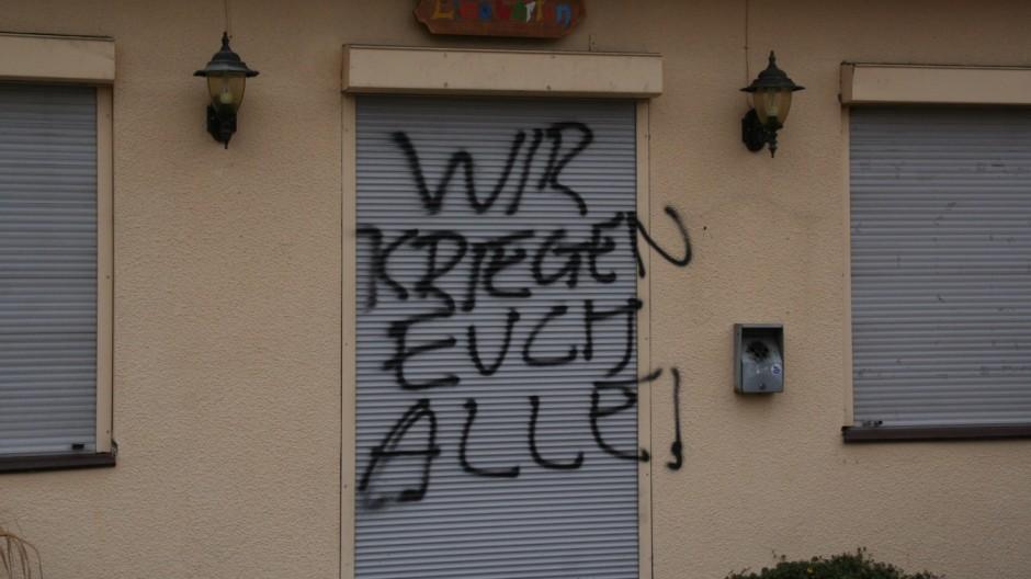 Rechter Terror Neonazis in Franken