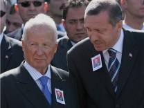 Kenan Evren, Recep Tayyip Erdogan
