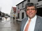 Bürgermeister Günter Fuchs