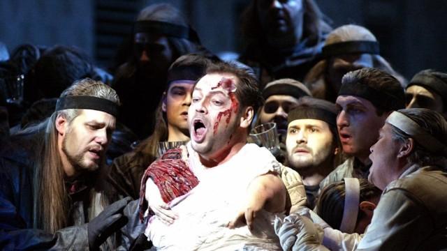"""´Parsifal"""" an Wiener Staatsoper"""
