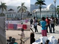 haiti vorher nachher