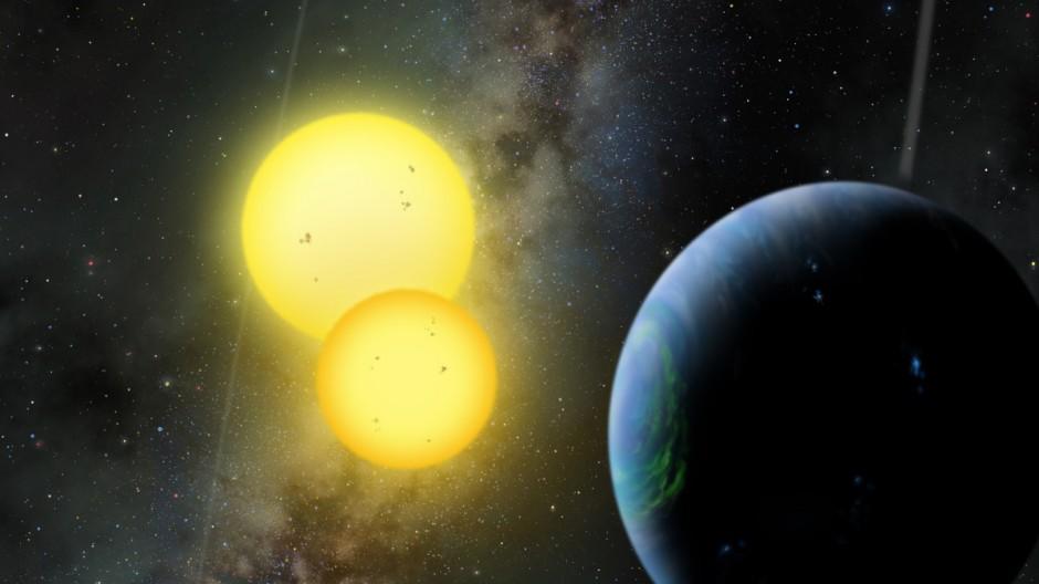 Kepler-35 Kepler