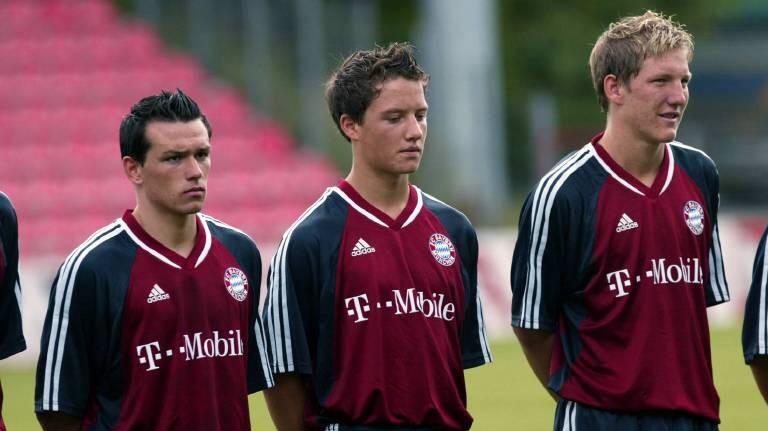 Bundesliga Bayern-Jugendtrainer im Gespräch