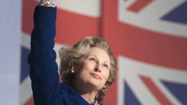 Thatcher-Mania in London: Streep-Film scheidet die Geister