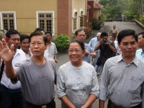 Myanmar government releases political prisoners