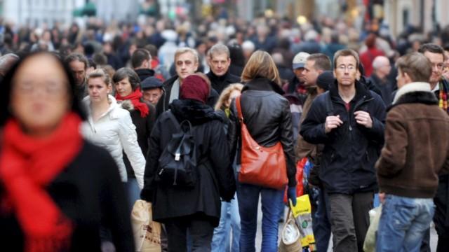 Leichtes Einwohnerplus in Deutschland -