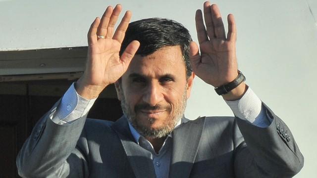 Atomstreit Iran Atomstreit mit Iran